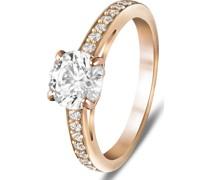 -Damenring Metall Kristalle 50 32004920