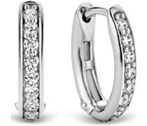 -Creolen 925er Silber One Size 88015355