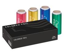 Alufolie Coloration