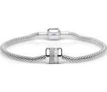 -Armband Edelstahl Zirkon 21 32011483