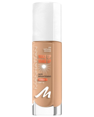 Nr. 400 - Natural Bronze Foundation 30ml