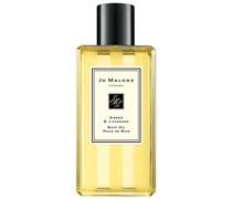 250 ml Bath Oil Amber & Lavender Badeöl  für Frauen und Männer