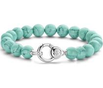 -Armband 925er Silber Türkis Türkis 32013826