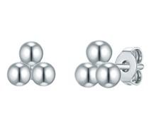 Ohrstecker Sterling Silber silber