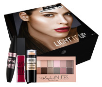 1 Stück  It Look Box Light Up Make-up Set