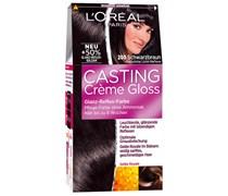 200 ml Nr. 200 - Schwarzbraun Crème Gloss Haarfarbe ml