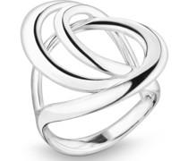 -Damenring 925er Silber One Size 88036166