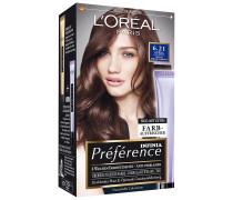 Nr. 6.21 - Opèra - Helles Perlmuttbraun Haarfarbe