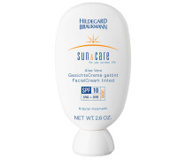 sun & care Gesicht Sonnencreme 75ml