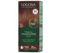 Pulver 091 Schokobraun Haarfarbe 100g