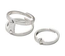 größenverstellbar Ring