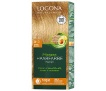 Pulver 010 Goldblond Haarfarbe 100g