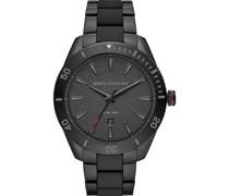 -Uhren Analog Quarz One Size Edelstahl 87637344