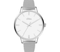 -Uhren Analog Quarz Rosé 32012477