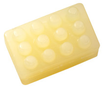 200 g  Let's Circulate™ Salt Rub soap Stückseife