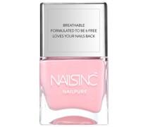 Nagellack Nagel-Make-up 14ml Silber