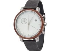 -Uhren Analog Quarz Schwarz 32001377