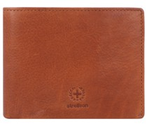 Blackwall BillFold H7 Geldbörse RFID Leder 12 cm Portemonnaies Braun
