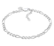 Armband Basic Figarokette Cool Blogger 925 Sterling Silber
