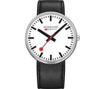 -Uhren Analog Quarz Schwarz 32015969