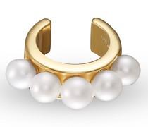 -Ear Cuff Ear 925er Silber Gelbgold 32013316