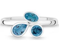 -Damenring 925er Silber One Size 88036085