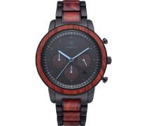 -Uhren Analog Quarz Grau 32014674