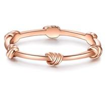 Ring Sterling Silber in Roségold Ringe