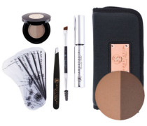 1 Stück  Nr4 Dark Brown Brow 5-pieces Kit Make-up Set