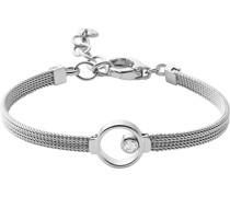 -Armband Edelstahl Glasstein One Size 86902761