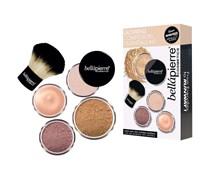 1 Stück Dark Glowing Complexion Essentials Kit Make-up Set