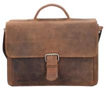 550er Serie Aktentasche Leder 41,5 cm Laptopfach