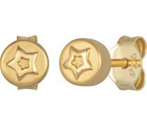 -Ohrstecker 925er Silber One Size 88042115