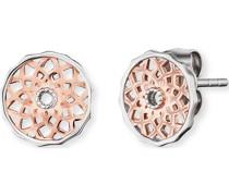 -Ohrstecker 925er Silber rhodiniert One Size 87487971
