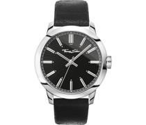 -Uhren Analog Quarz One Size Leder 87466647