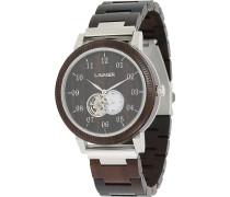 -Uhren Analog Automatik One Size Holz 88139208