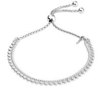 -Armband 925er Silber rhodiniert Zirkonia One Size 87776654