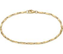 -Armband Armband poliert 375er Gelbgold One Size 87995682