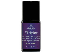 8 ml  58 - Blackberry Striplac Nagelgel