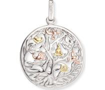 -Anh�nger 925er Silber One Size 86799537