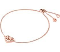 -Armband 925er Silber Roségold 32010730