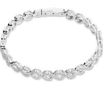 -Armband 925er Silber rhodiniert 143 Zirkonia One Size 87776468