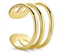 Le Marais Ear cuff - 585 Gold / 14 Karat