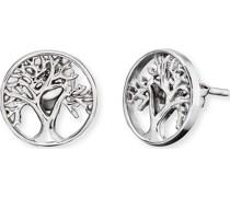 -Ohrstecker 925er Silber rhodiniert One Size 87576299