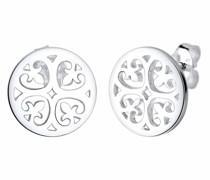 Ohrringe Ornament Orientalisch Filigran 925 Silber