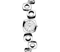 -Uhren Analog Quarz One Size Metall 32001359