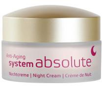 50 ml Anti-Aging Nachtcreme Gesichtscreme