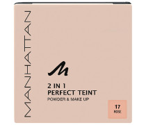 Nr. 17 - Rose 2in1 Perfect Teint Powder Foundation