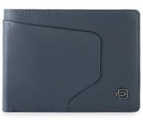 Akron Geldbörse RFID Leder 13 cm