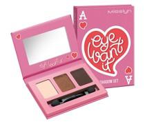 Lidschatten Augen-Make-up 2.1 g Braun